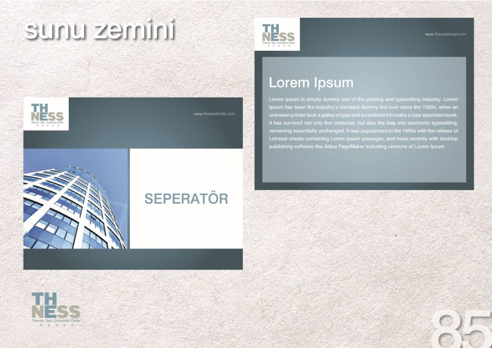 Lovemark Nedir The Ness Hotel